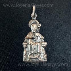 Medalla del Apóstol Santiago de plata