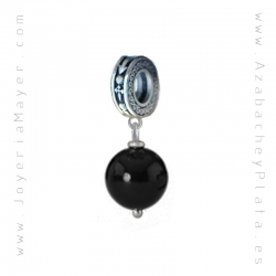 Silver Charm and Compostela Jet Ball